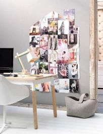 Ideas para decorar con fotos las paredes