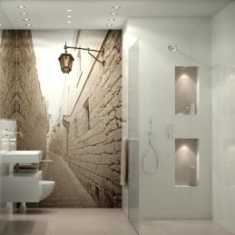 Ideas para decorar con mural las paredes