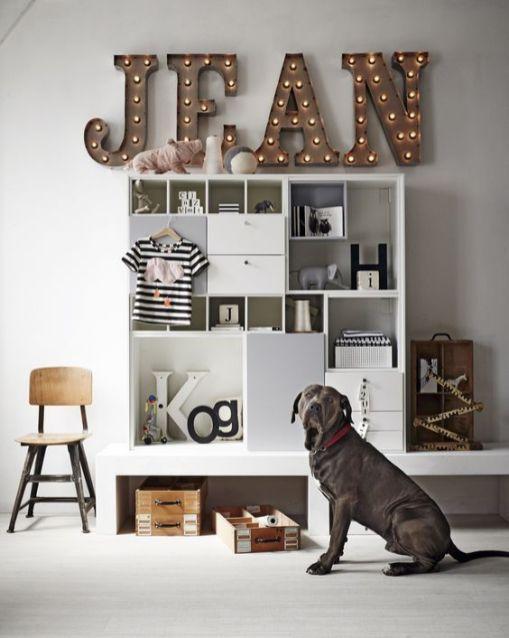 5. Si hackeas los muebles de Ikea, siempre conseguirás un diseño único. Este en concreto me encanta.