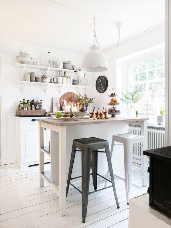 10 razones por las que debes poner una isla en tu cocina