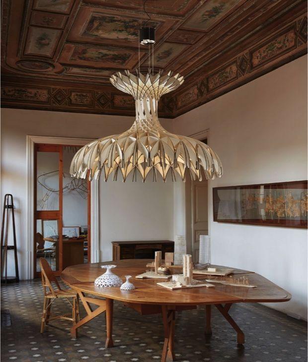 Lámpara Dome de Benedetta Tagliabue para Bover