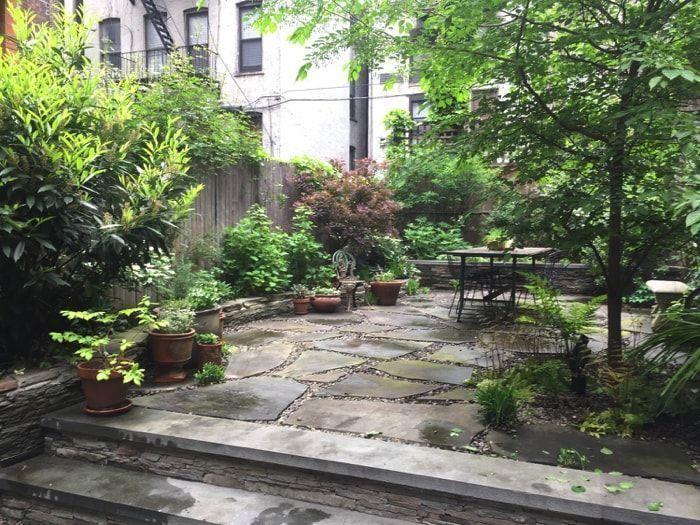 Di no al c sped en jardines peque os decoralinks for Jardines sin cesped