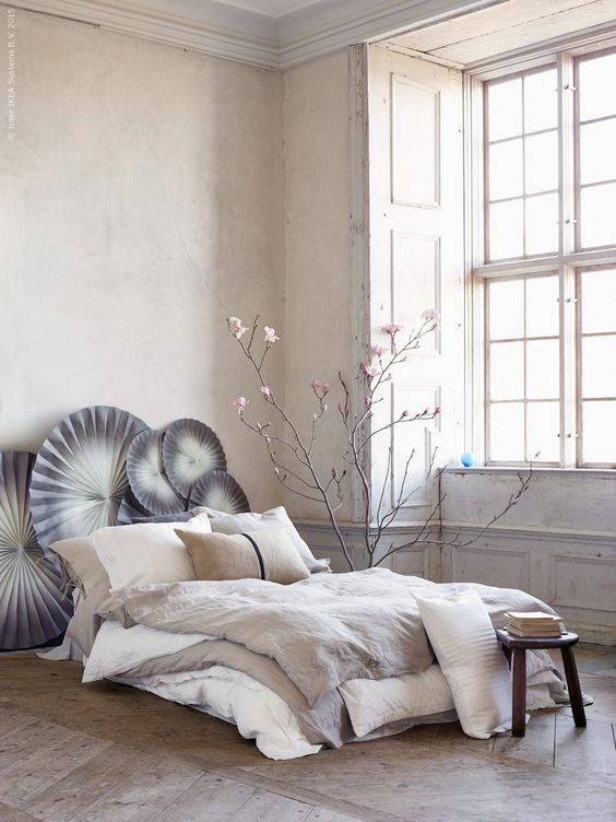 dormitorio romantico