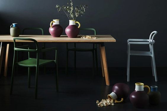 Ikea and Hay collaboration for AW 17-18
