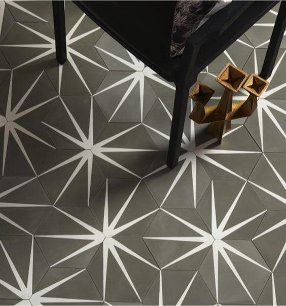 Azulejos hexagonales de CaPietra