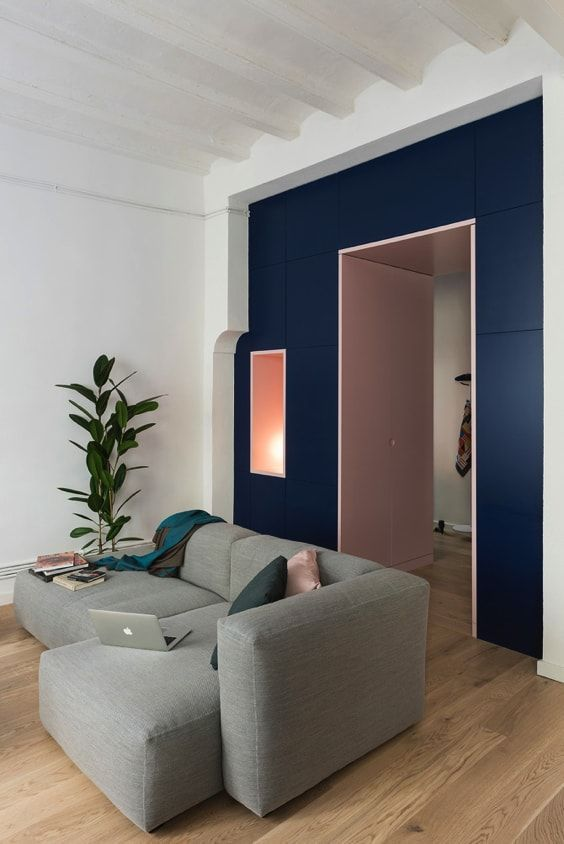 Almacenaje inteligente   aprovechando pasillos   decoralinks.com