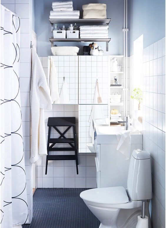 decoralinks | Ikea bathroom storage