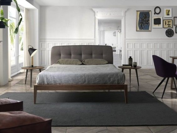 decoralinks | dormitorios nordicos - cama atelier de angel cerda