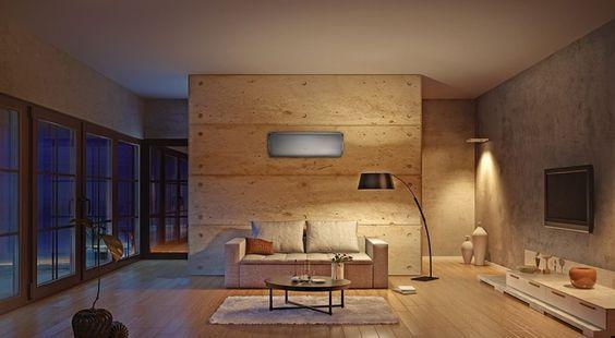 decoralinks | aire acondicionado en casa, con bomba de calor