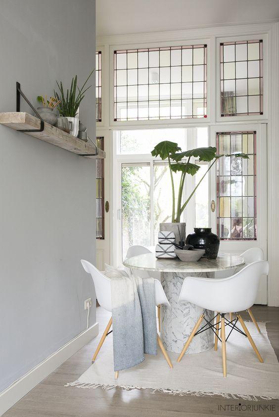 decoralinks | cocina con comedor integrado