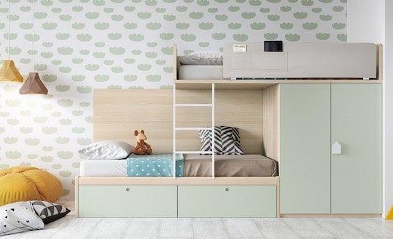 decoralinks| camas tren - modelo de antaix en Mobel 6000