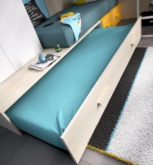 decoralinks | camas tren con camas nido