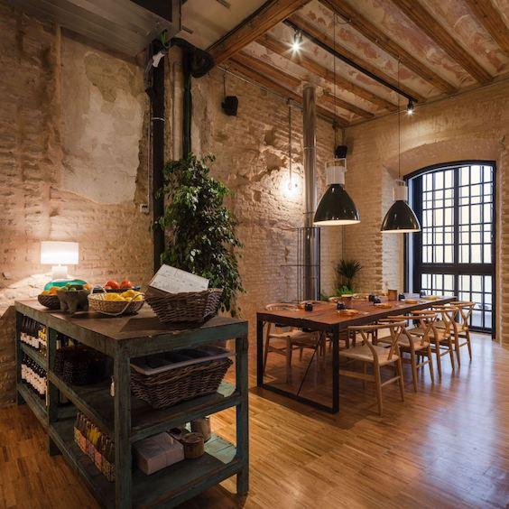 decoralinks | restaurante perro viejo en sevilla
