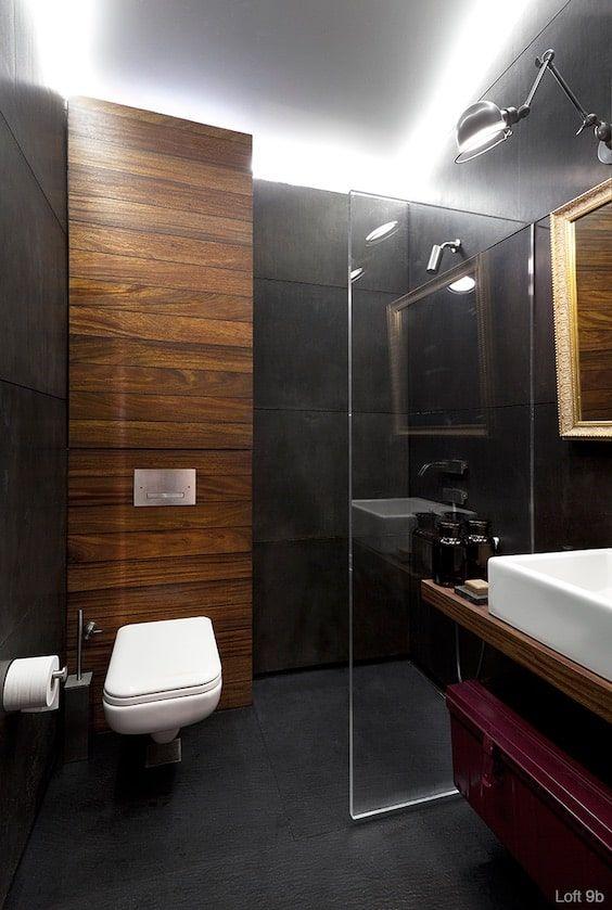 decoralinks   industrial apartment- bathroom