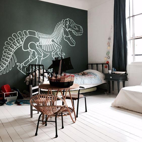 decoralinks   vinilos de dinosaurios - by E-glue design -