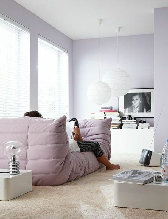 decoralinks | sofa rosa