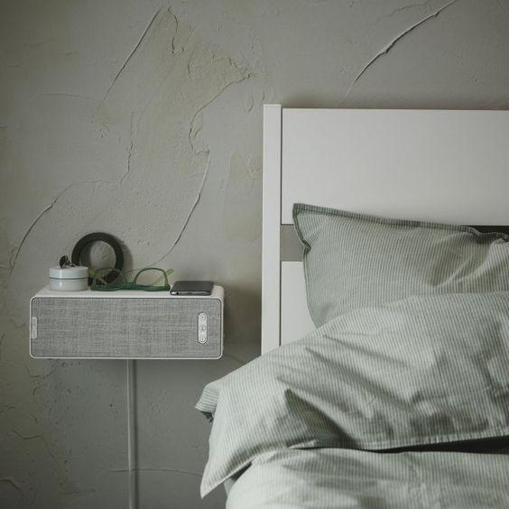 decoralinks | altavoz Symfonisk wifi con soporte en Ikea, novedad 2020