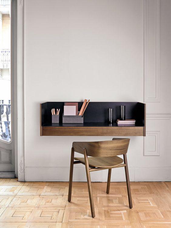 decoralinks | escritorio de pared Stockholm, de Punt Mobles