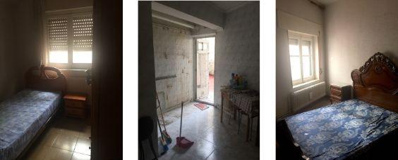decoralinks | antes y despues - reforma piso 64m2