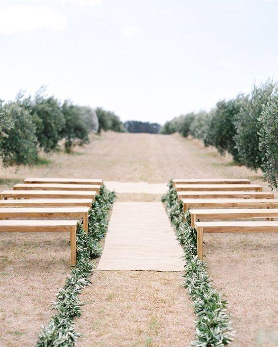 decoralinks | tendencia bodas - aires de la Toscana