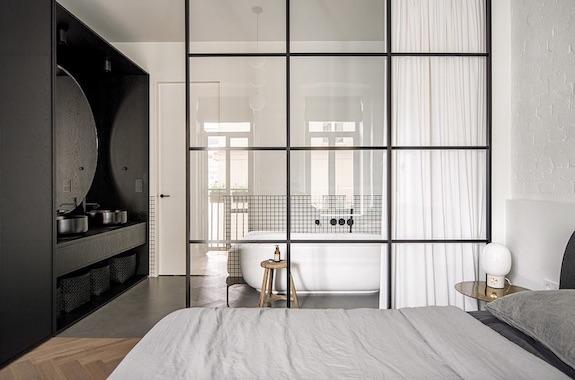 decoralinks | #casa #bathroom #openconcept #int2architecture #divider
