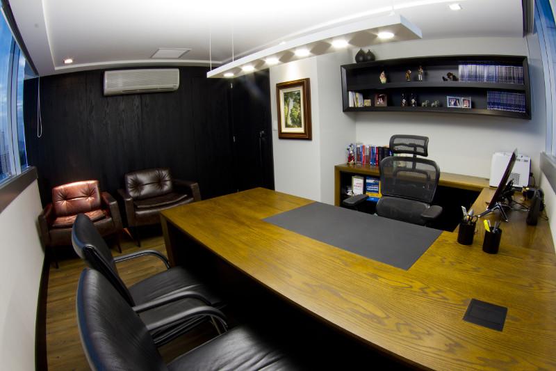 Decoração de escritório de advocacia 8