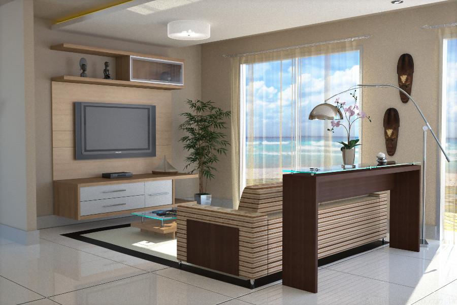 Home Theater - Como decorar 9 dicas de decoração como decorar aprenda decorar