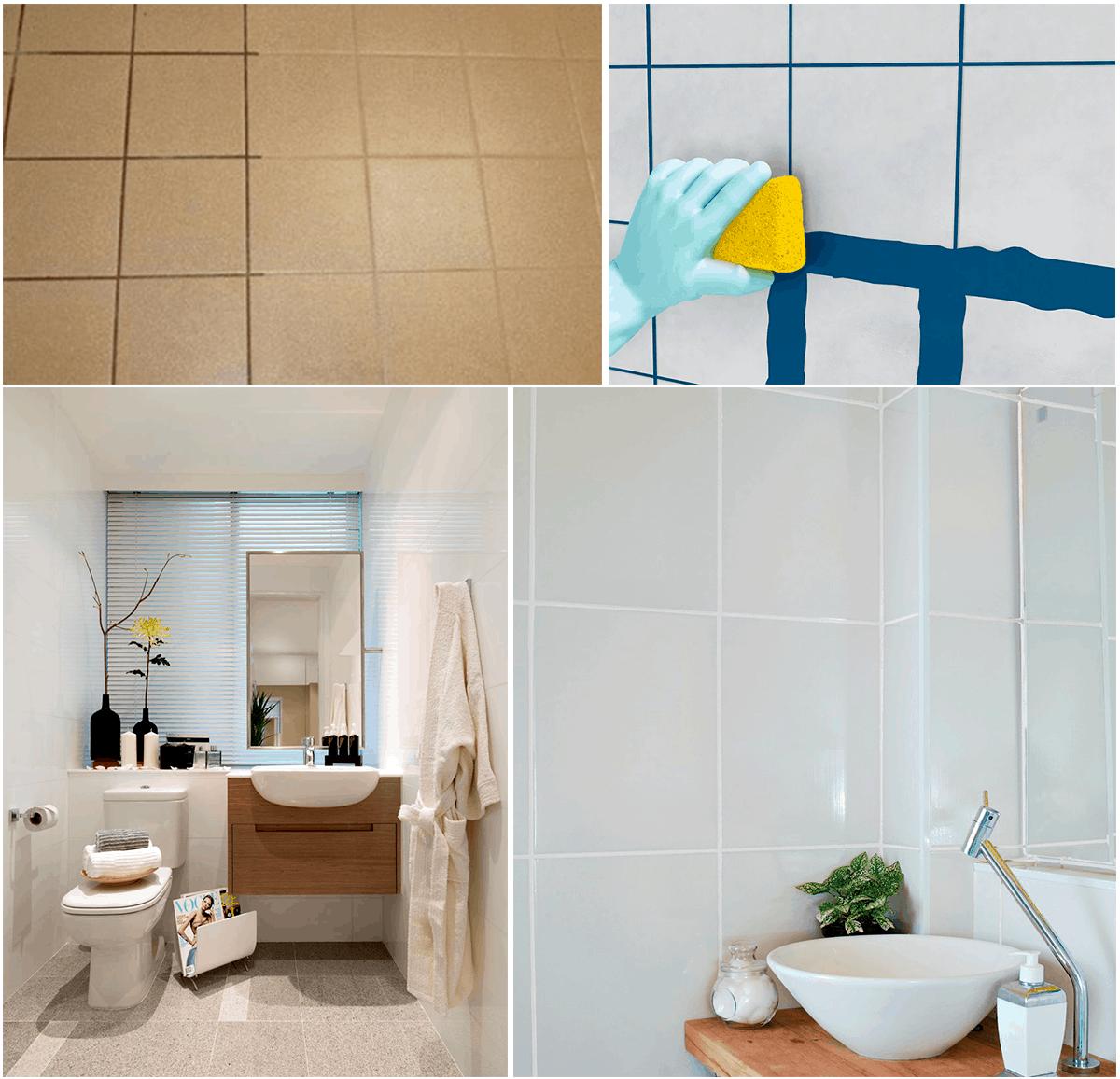 Fabuloso Como Transformar Seu banheiro em 18 horas | Decorar Com Charme IB13