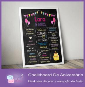 chalkbodard-aniversaio-chalkboard-gratis-brinde