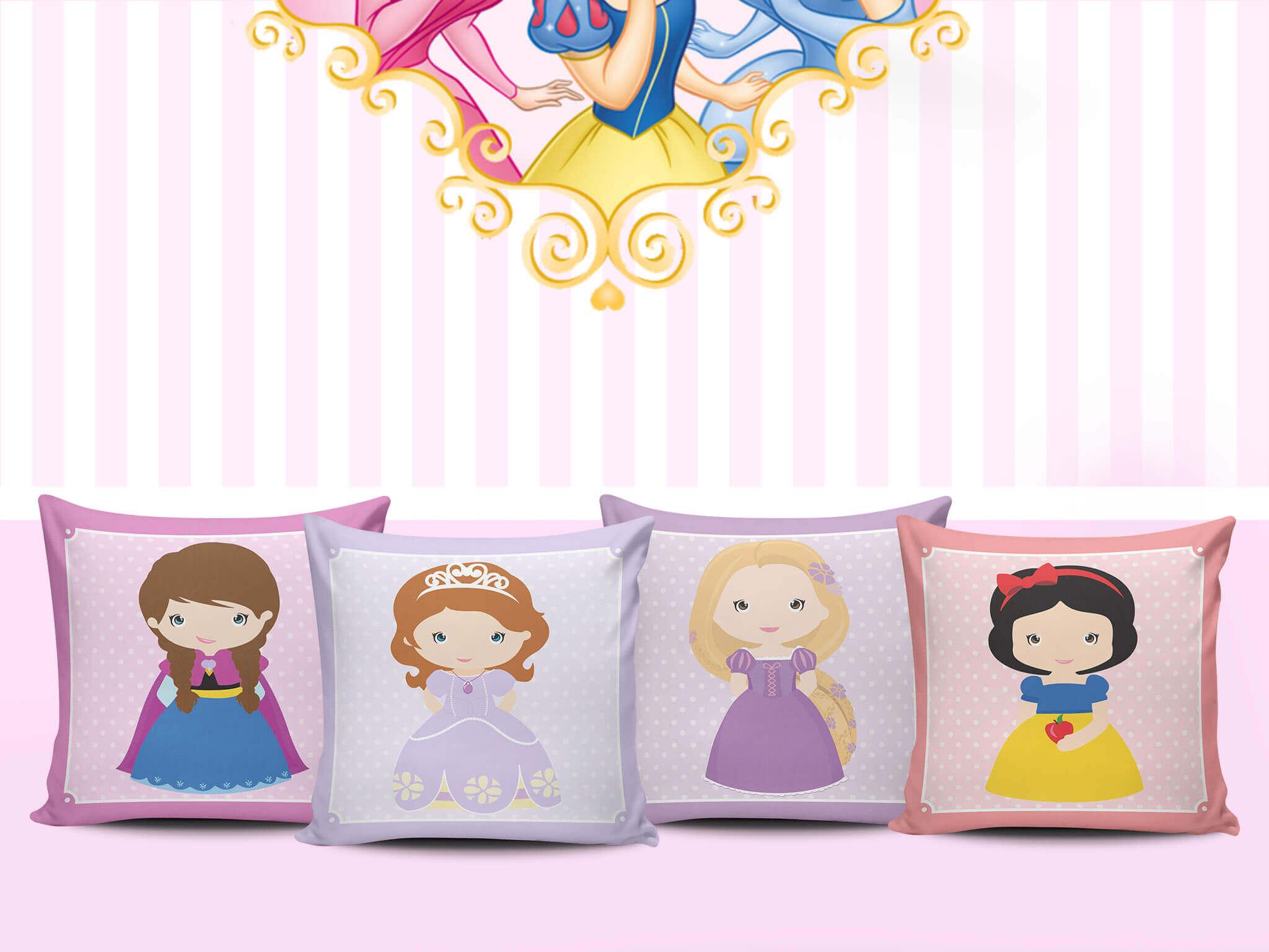 Decora O Do Quarto De Beb O Guia Definitivo Com Tudo Que Voc  ~ Decoração Quarto Infantil Princesas