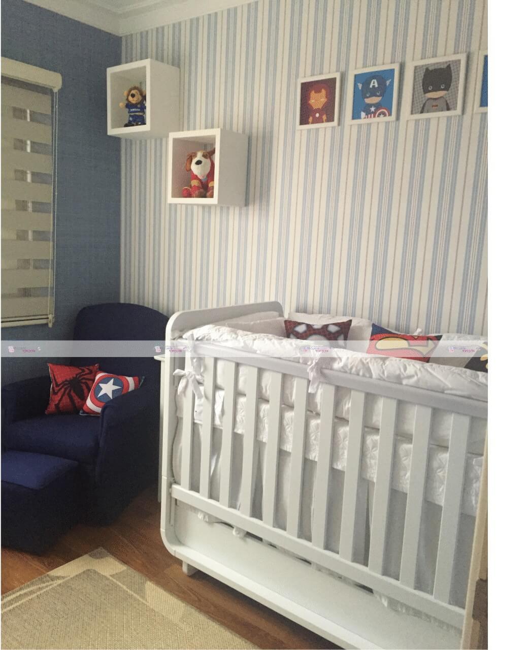 Decora O Do Quarto De Beb O Guia Definitivo Com Tudo Que Voc  ~ Decoração De Quarto De Bebe Pequeno