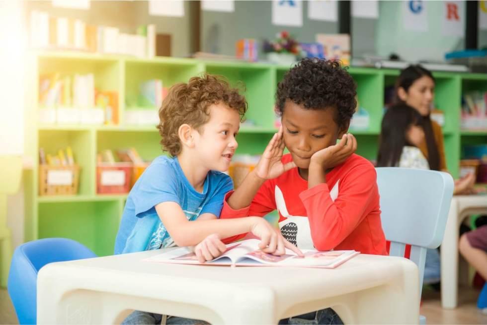 a importancia da leitura infantil ler para uma crianca
