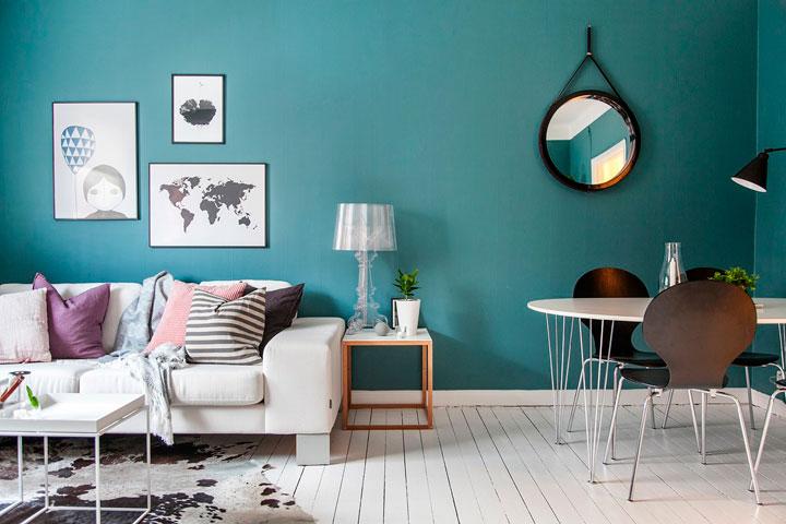 Colores De Moda Para Pintar Un Salon Comedor - Hehub.top