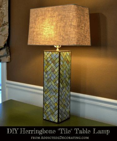 watercolor-tile-herringbone-table-lamp