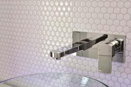 white Self-Adhesive-Wall tiles