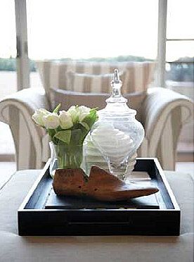 Ottoman Coffee Table Trays And Styling Videos And