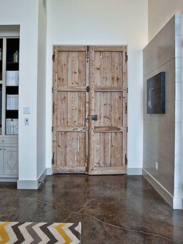 houzz - Concrete Floor Design Ideas