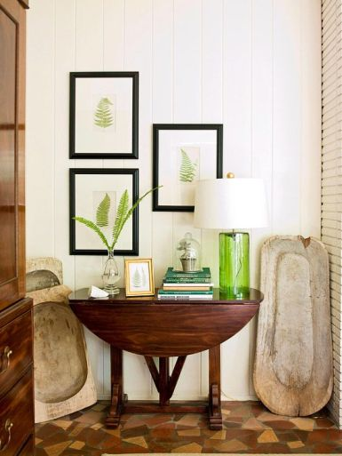 natural motifs in frames