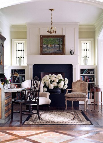 Source: Pinterest - small living room