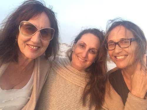 Three Gals having fun