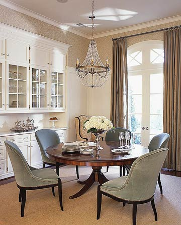 Built In Dining Room Storage