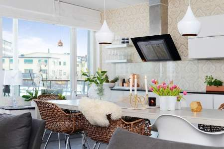freshome Two-Bedroom-Apartment-in-Stockholm-4