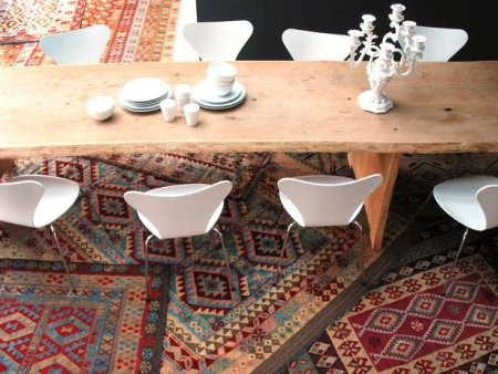 textured area rugs - kilims