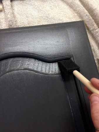 Chalk paint cabinets - Wilkerdos