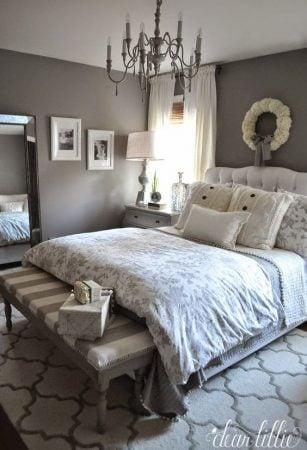 mirror for extra bedroom light