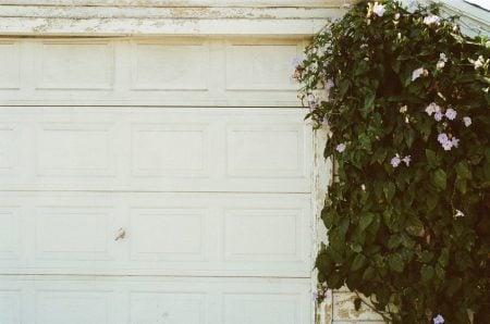 seal garage door