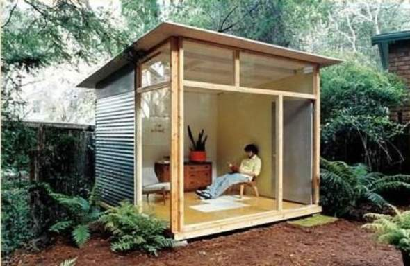 7 Inspirational Shed Plans to Transform Your Old Shed ...