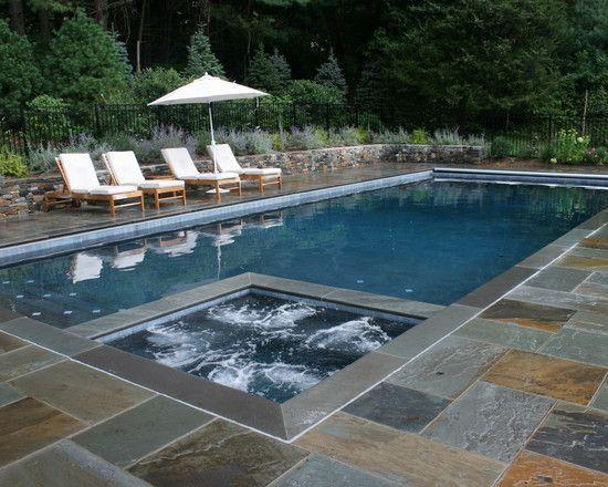 hot tub swimming pool