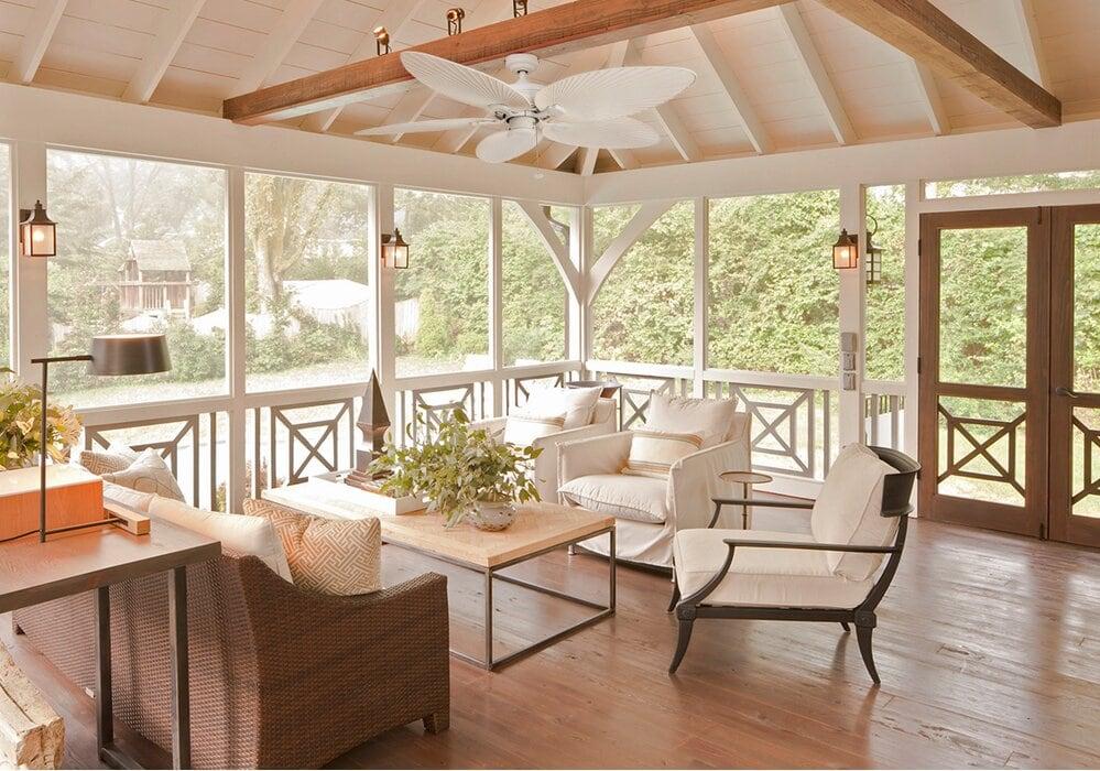 26 beautiful screened in porch ideas