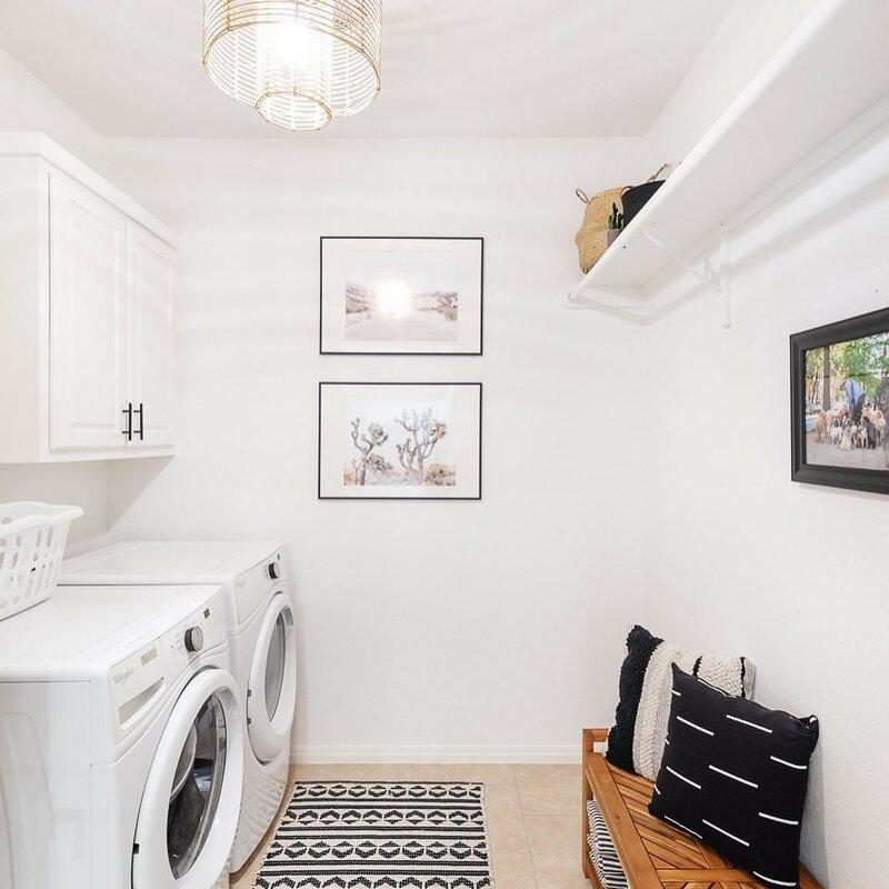 20 laundry room lighting ideas